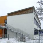 Passivhausschule in Günzburg