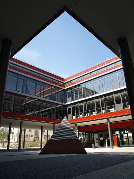 Tag Der Offenen Tür An Der Hochschule Augsburg Die Augsburger Zeitung