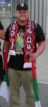FCA-Fan Alexander Süßmair