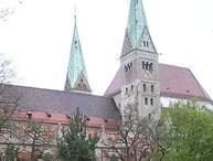 Bischöflicher Sitz: Der Dom zu Augsburg (c) DAZ