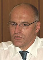 OB Dr. Kurt Gribl (Archivfoto)