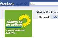 Grüne Stadtratsfraktion auf Facebook