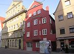 Mozarthaus in der Frauentorstraße 30 - Foto: Regio Augsburg