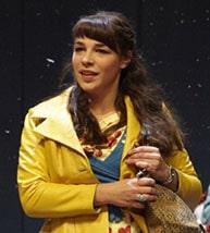 """Judith Bohle war im Großen Haus zuletzt in Tschechows """"Kirschgarten"""" zu sehen. In Hebbels """"Maria Magdalena"""" spielt sie die Klara"""