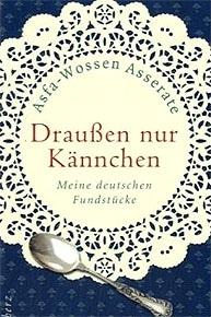 """Buchcover """"Draußen nur Kännchen"""""""