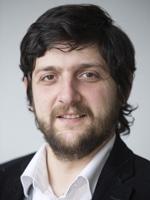 Prof. Dr. Aladin El-Mafaalani, der Träger des Augsburger Wissenschaftspreises für interkulturelle Studien 2013.