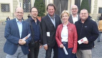 Pettinger, Nowak, Schafitel, Stuber-Schneider, Hutter, Süßmair