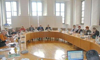 Kulturausschuss am 3. Juni 2014