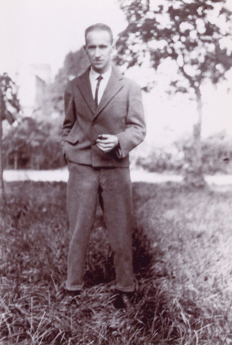 Bertolt Brecht (Foto: Stadt-und Staatsbibliothek Augsburg)