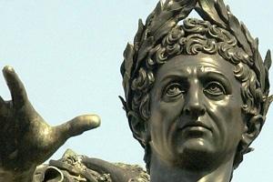 Kaiser Augustus bekommt seine Flussgötter zurück
