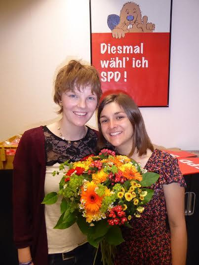 Anna Rasehorn und Silke Högg (v.l.)