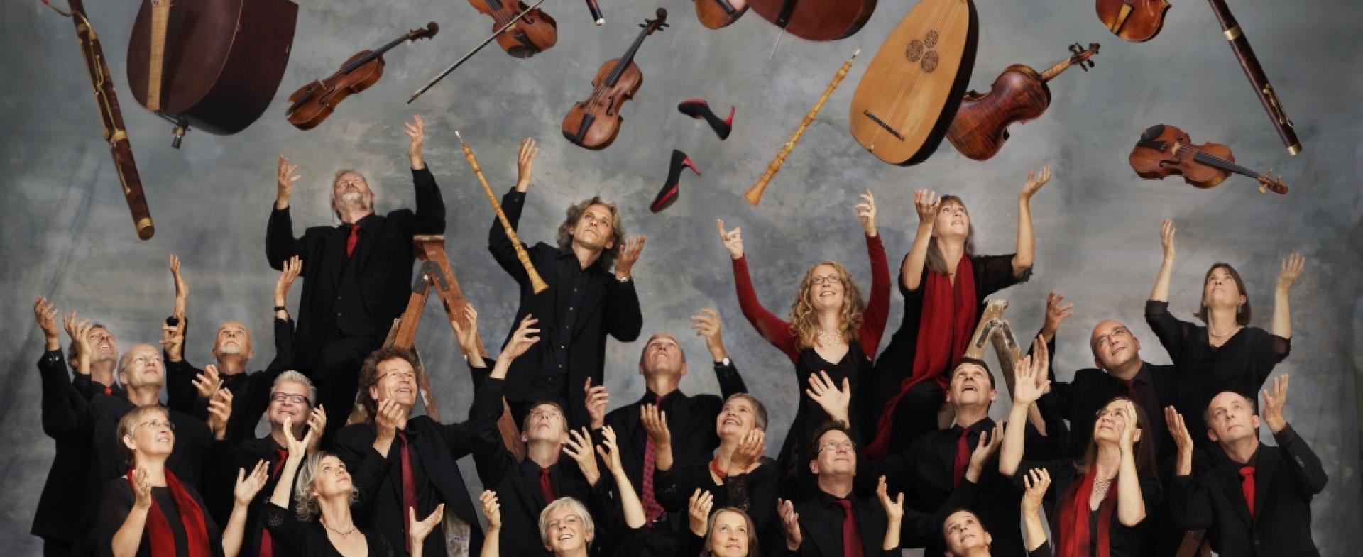 Akademie für alte Musik Berlin. Foto (c) Uwe Arens