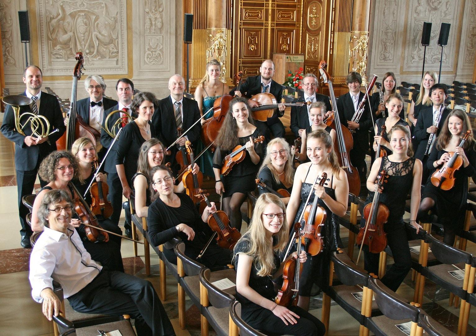 Augsburger Geigenbande und Leopold Mozart Kammerorchester