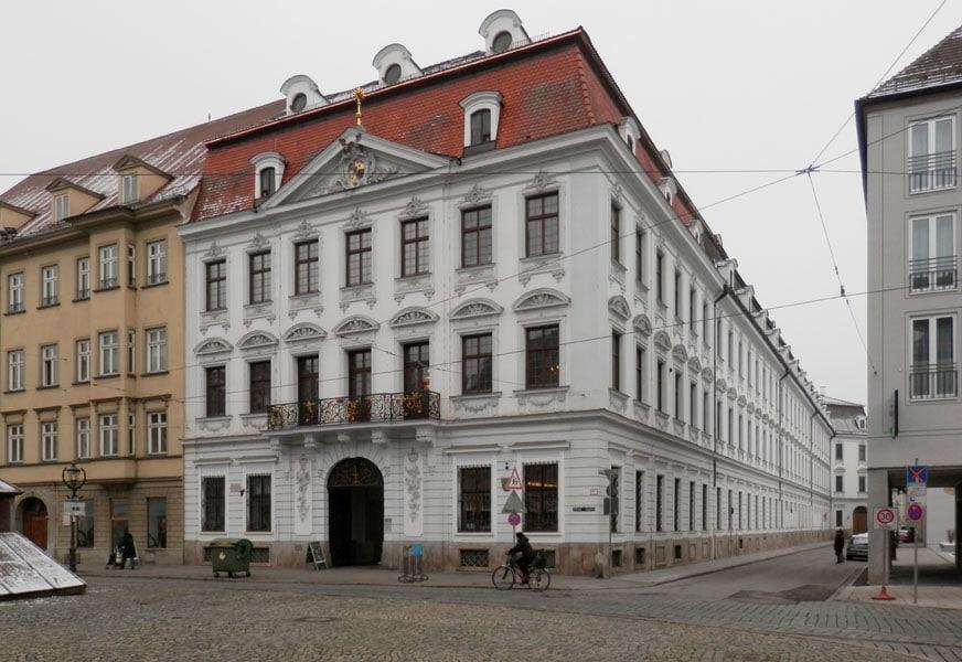 Mehr als 300000 Besucher vermelden jährlich die städtischen Kunstsammlungen Augsburg, Tendenz steigend - Foto: Schaezlerpalais © DAZ