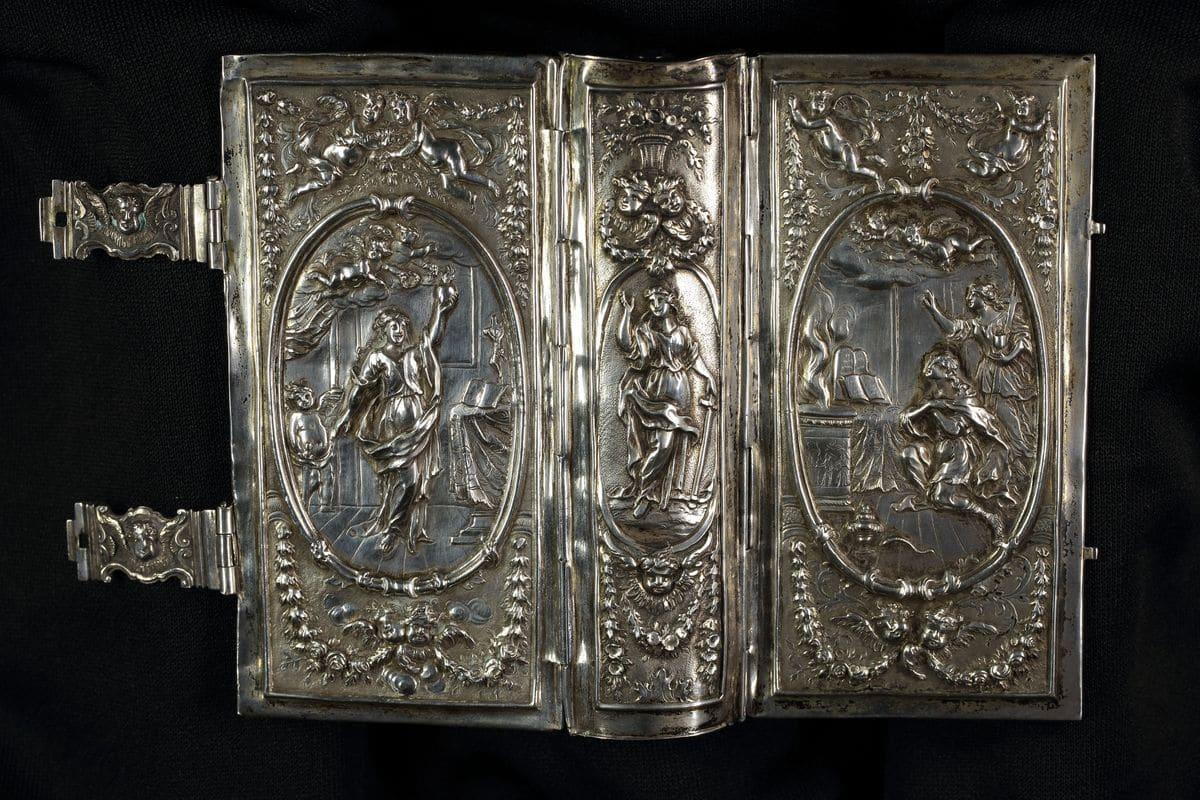 Foto: Ursula Korber, Staats- und Stadtbibliothek Augsburg