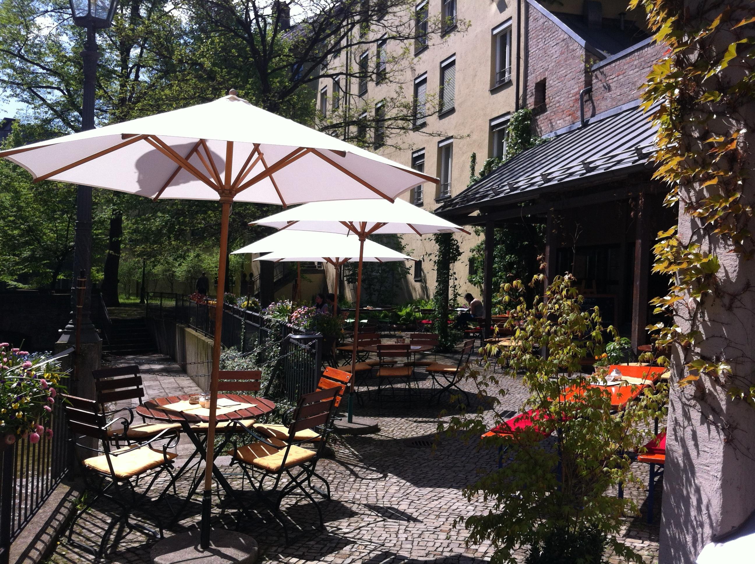 Das Barfüßer Café in der Jakober Vorstadt | Foto: KJF-Archiv