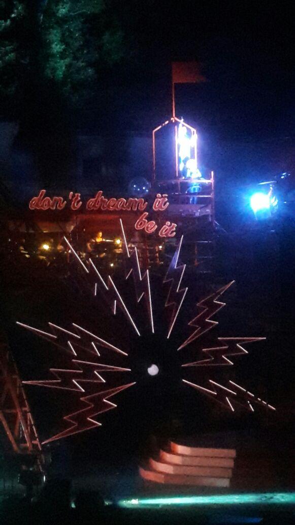 Freilichtbühne Rocky Horror Show: Ein sinnbildlicher Abschied