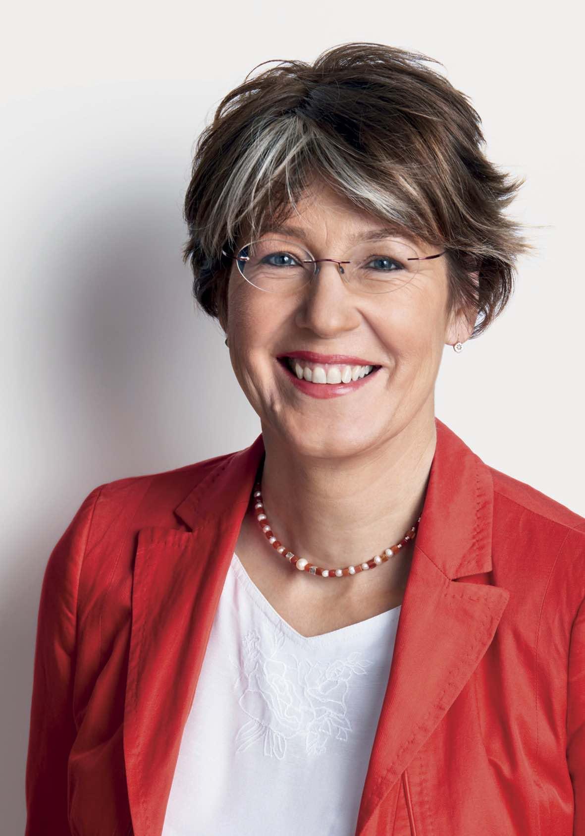 Ulrike Bahr -- Foto:(c) Susie Knoll