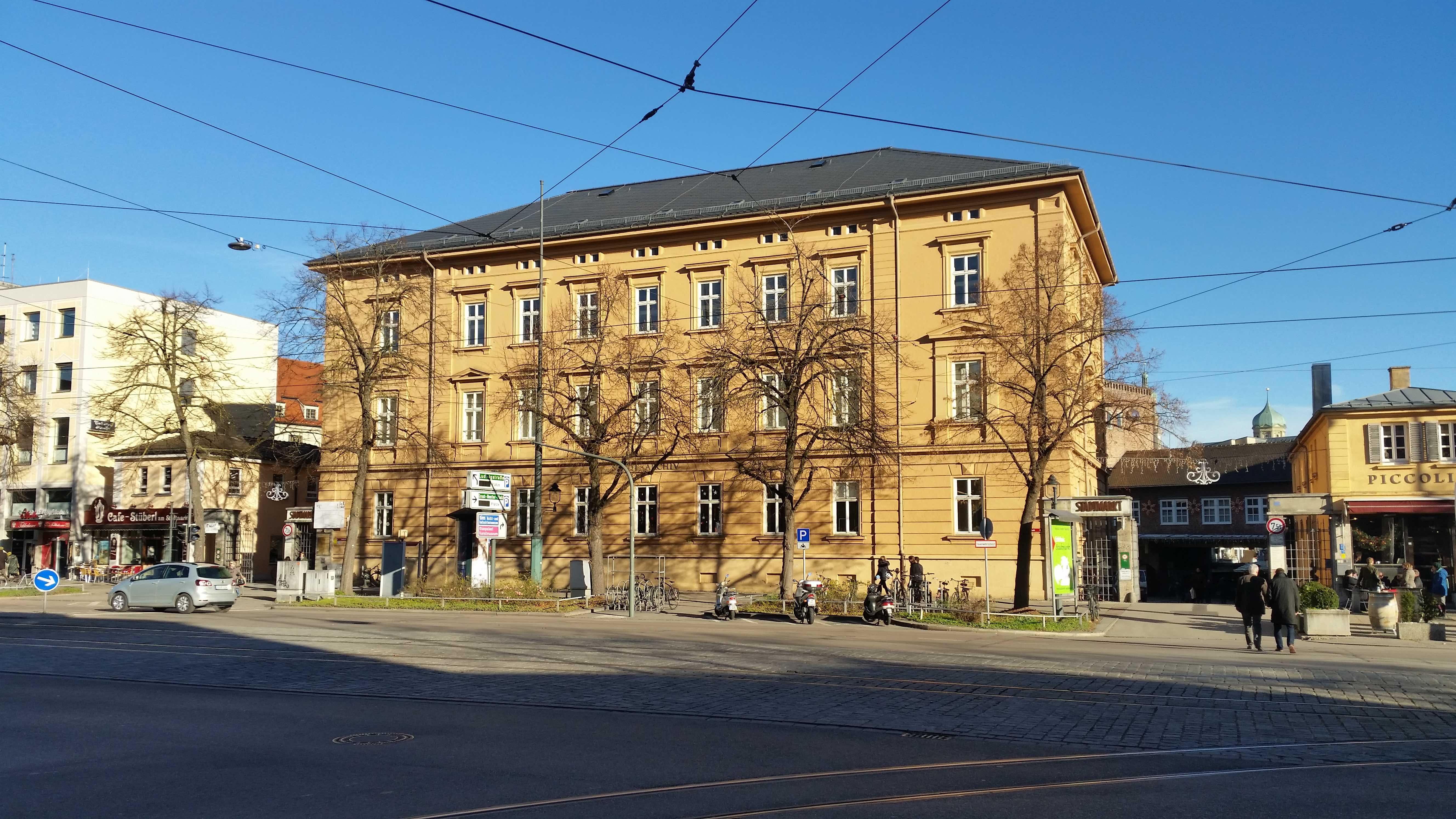Fuggerstraße 12