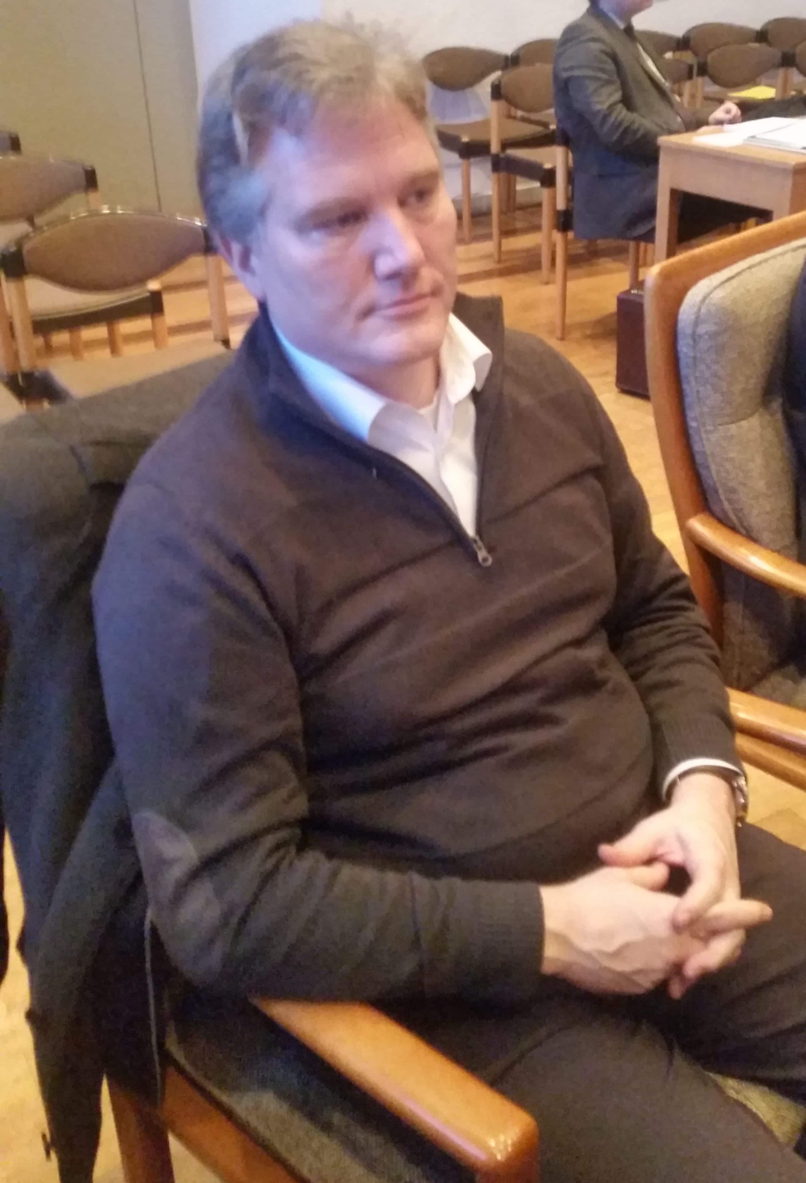 Stadtrat Thorsten Kunze (c) DAZ