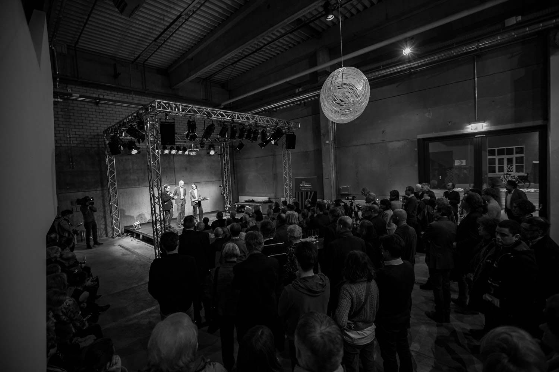 Brechtfestival 2018: Eröffnungstalk (c) Christian Menkel