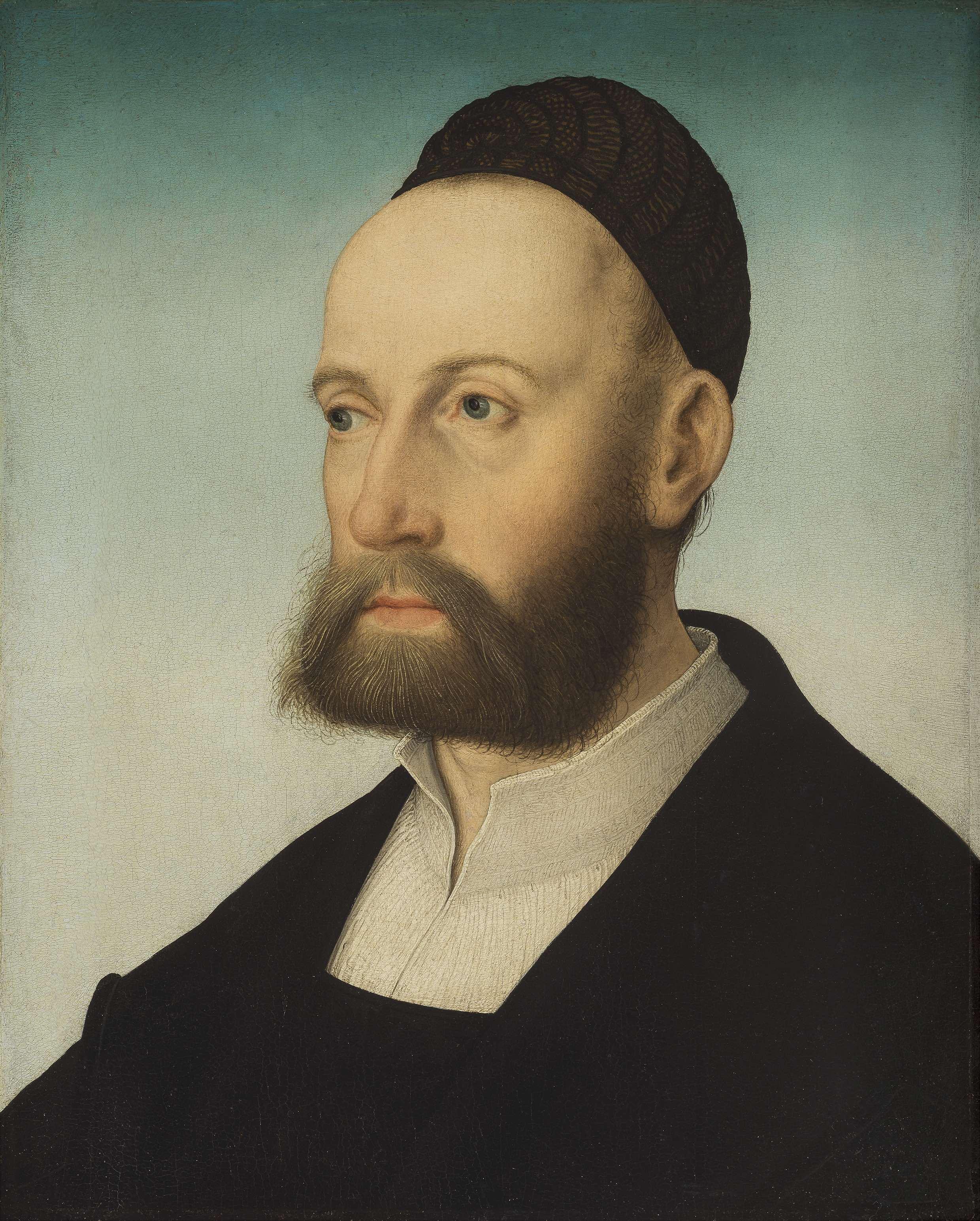 Hans Maler (um 1475/80 – um 1526/29), Ulrich Fugger der Jüngere, 1525, Holz, 41,5 x 35,3 cm. Leihgabe aus Privatbesitz, Inv.-Nr. L 2724, Foto: Privat.
