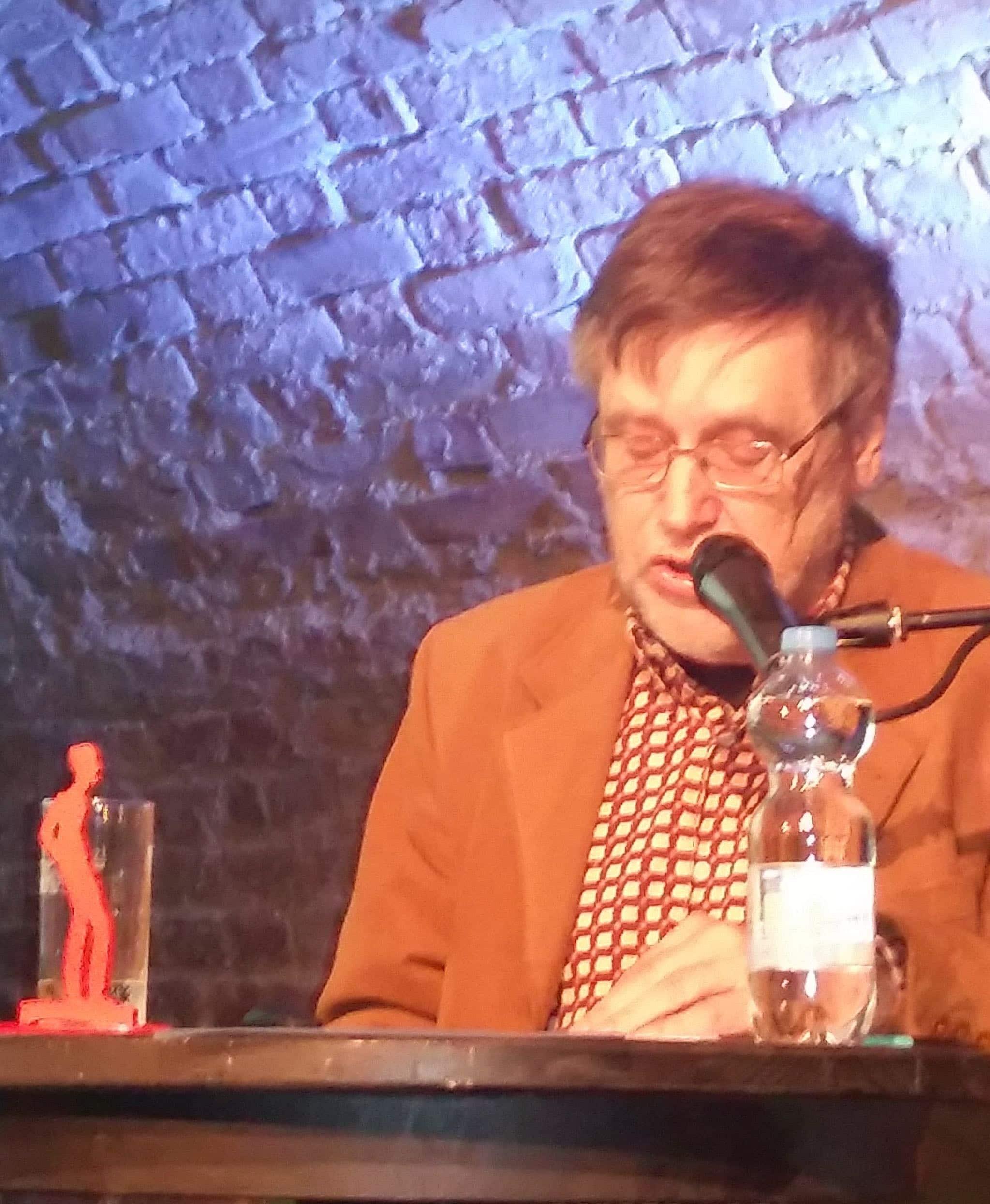 Dr. Michael Friedrichs im hoffmannkeller (c) DAZ
