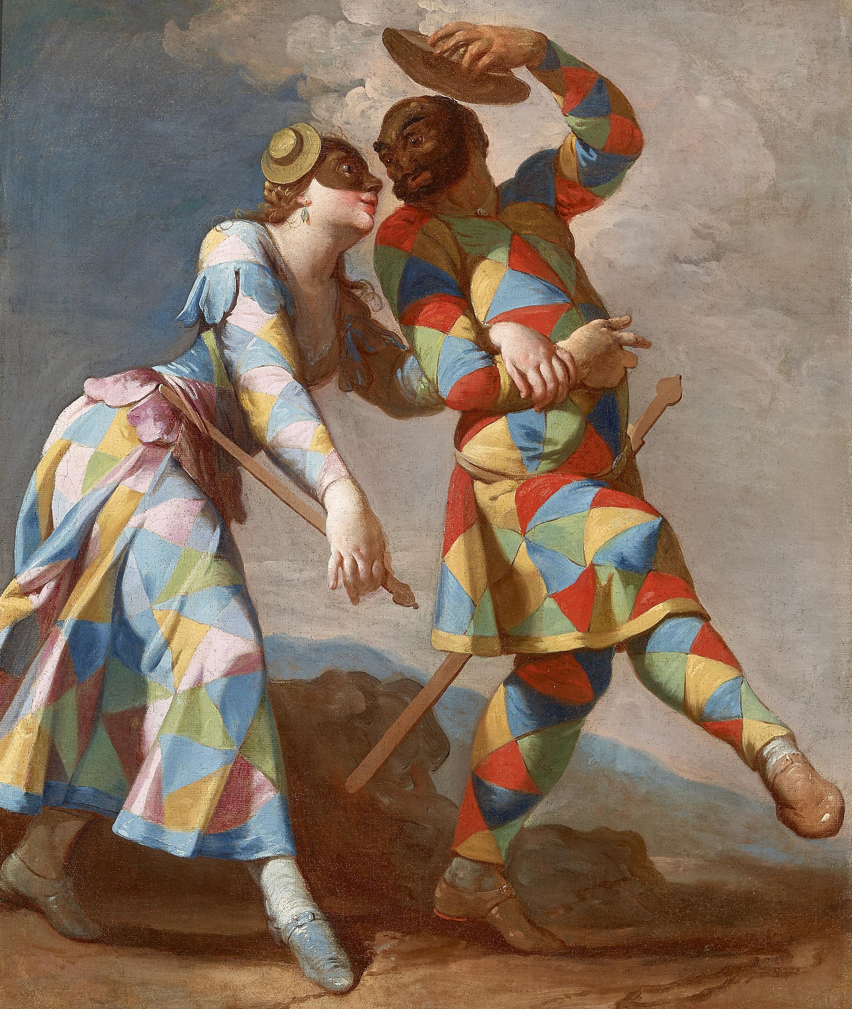 Italienischer Maler Des 17 Jahrhunderts Unter Dem Einfluss