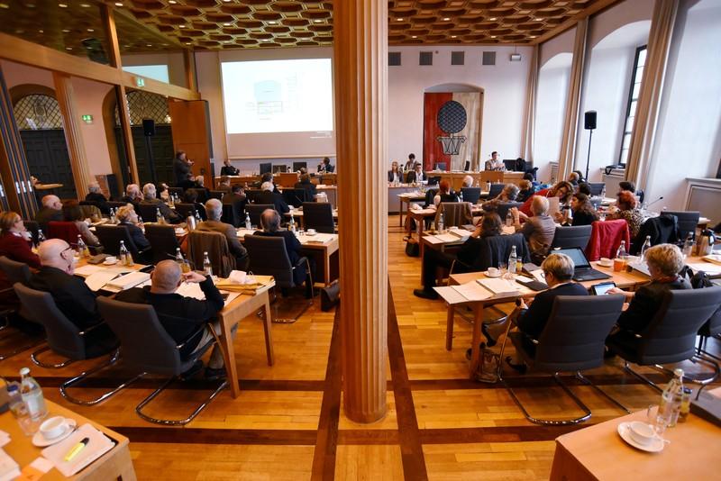 60 Stadträte und ein Oberbürgermeister werden am 15. März in den Augsburger Stadtrat gewählt