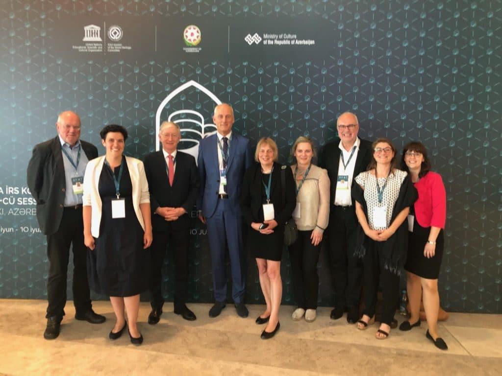 Baku-Delegation